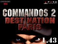 Commandos 2: Destination Paris 1.43