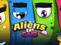 Aliens eat cats : puzzle game