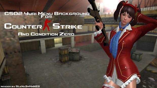 CSO2 Yuri Background GUI