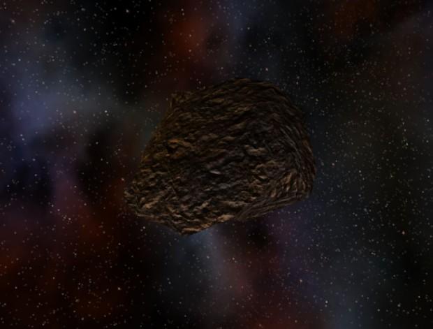 NTJI Asteroids