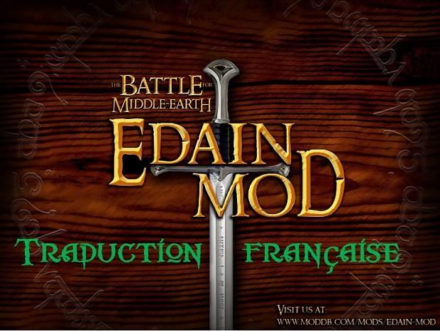 Traduction FR Edain Mod 4.5.2