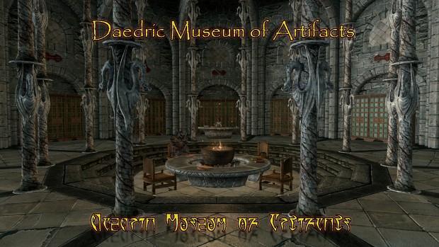 [OG] Daedric Museum of Artifacts v1.5