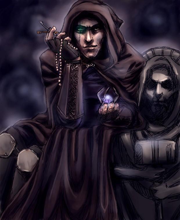 Darkstone Gem chapter 2 part 1 of 4