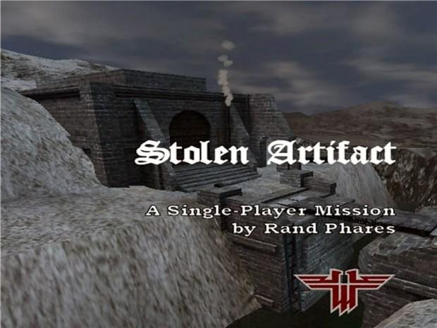 Stolen Artifact