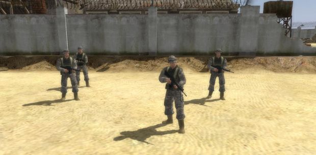 Modern Warfare 0.03.1 Alpha