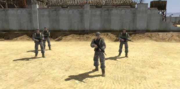 Modern Warfare 0.03.1 Alpha