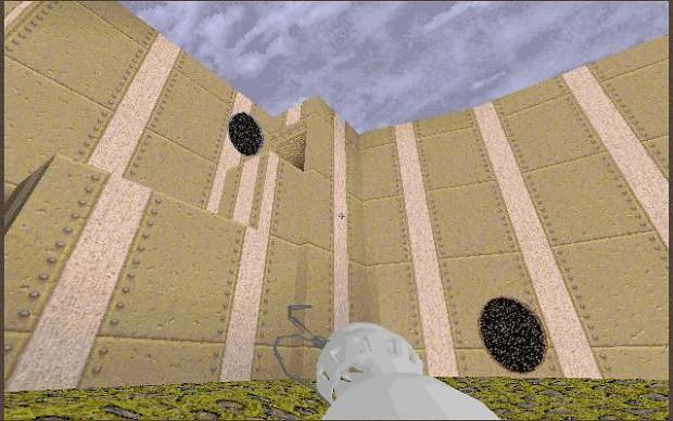 Quake Portal Gun
