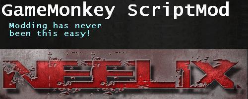 GameMonkey ScriptMod 1.0