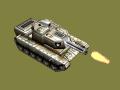 Vulcan Series Crusader Tank