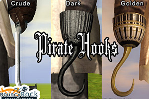 Pirate Hooks Bounce Release