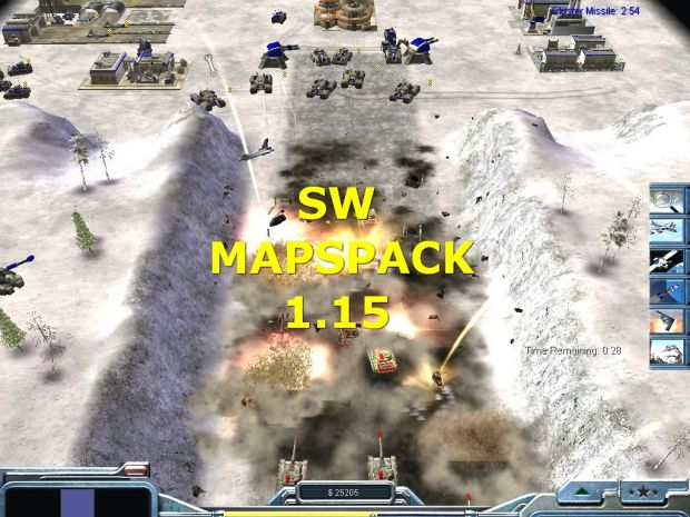 SW mapspack 1.15 (By Atus)