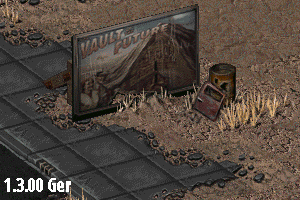 Fallout 2 Shattered Destiny Version 1.3 German