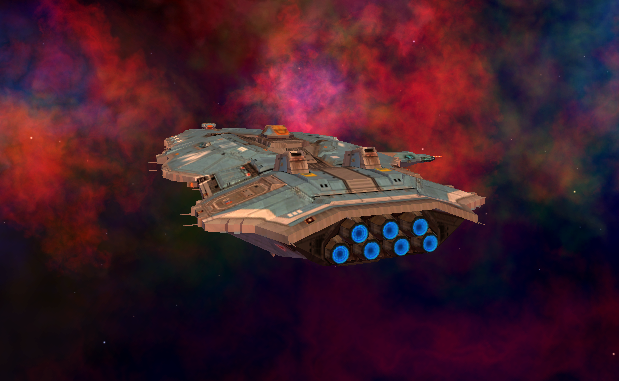 Unified Hiigaran Fleet Mod v0.0.2