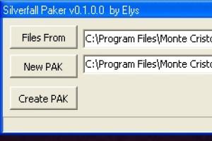 Silverfall Paker v0.1.0.0 by Elys