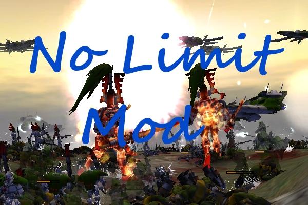 No Limit Mod: SoulStorm