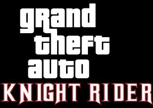 Knight Rider mod intro