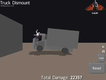 Stair- and truckDismount