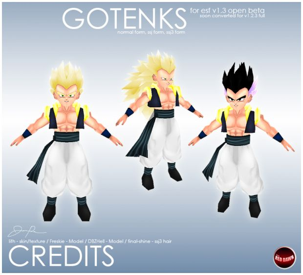 Gotenks (Open Beta) model