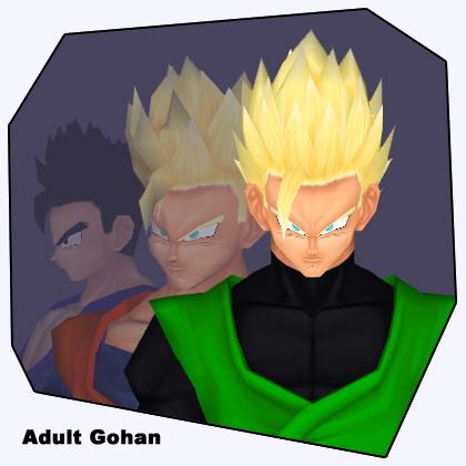 Adult Gohan