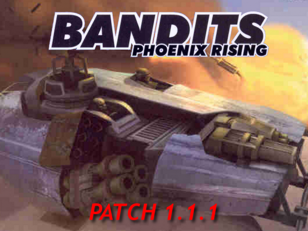 Bandits: Phoenix Rising Patch 1.1.1