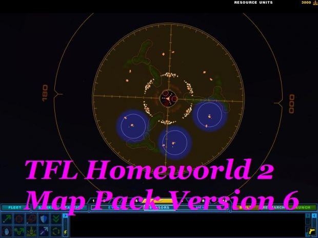 TFL Homeworld 2 V6 Mappack