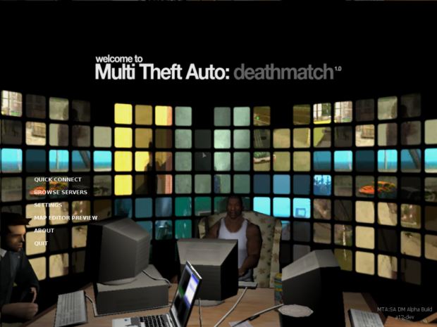(obsolete) Multi Theft Auto: San Andreas v1.0 DP2