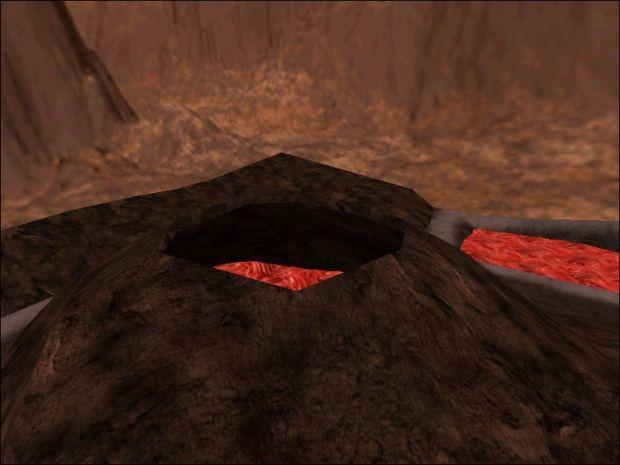 DragonDude's Volcano Map