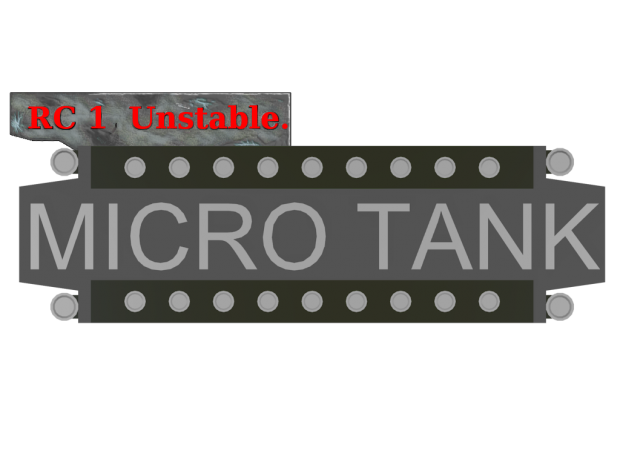 Micro Tank V1U RC1
