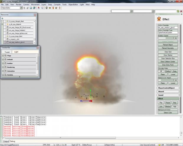Extra Large Explosion V2 (Animated)