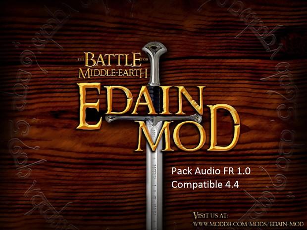 Pack Audio FR 1.0 (compatible 4.4)