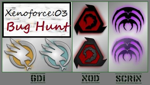 Xenoforce:03-Bug Hunt