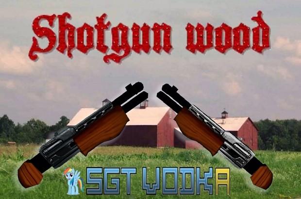 shotgun wood