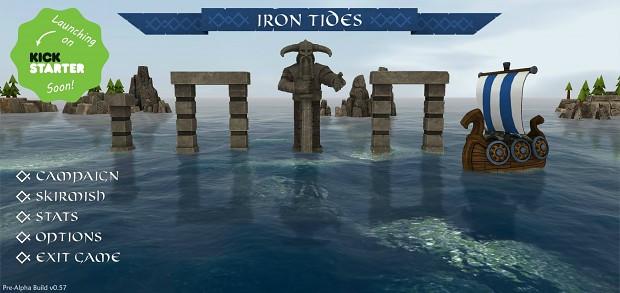 Iron Tides Alpha Demo