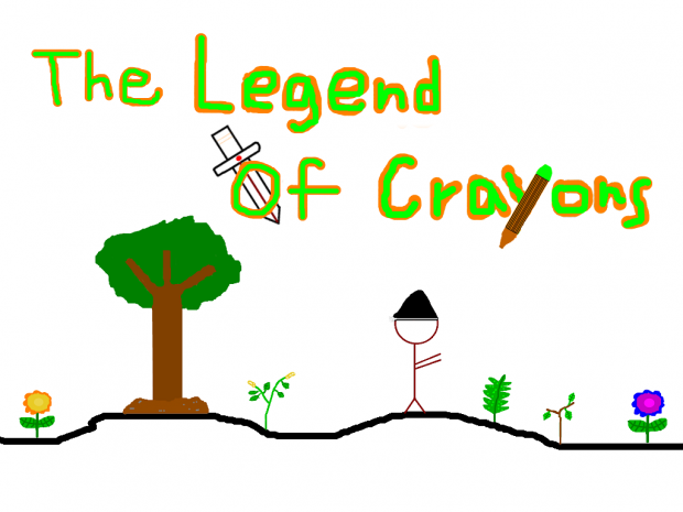 The Legend Of Crayons DEMO 0.0.16