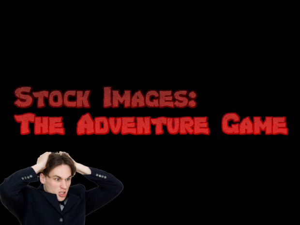 Stock Images: The Adventure Game