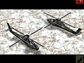 New Skins for Attack Helicopters