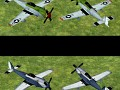 New Skins for P-51 Mustang