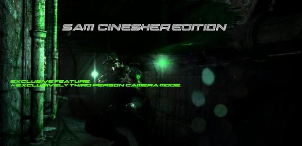 Splinter Cell : Practical Chaos - Sam Cinesher