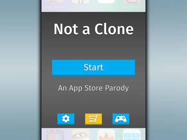 Not a Clone Demo v1.5.0 (Mac)