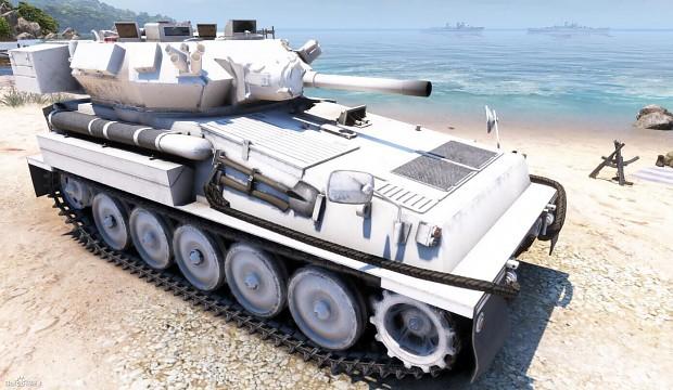 fv101(蝎式轻型空降坦克)