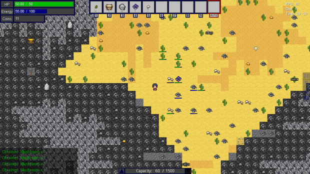 The Frontier - Demo - Alpha 0.13.00