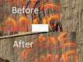 No Bad Graffiti For Cinematic Mod 13
