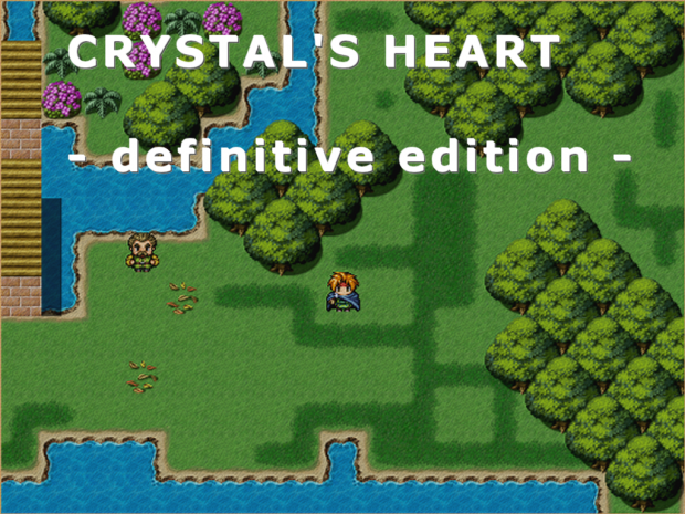 Crystals Heart Definitive Edition