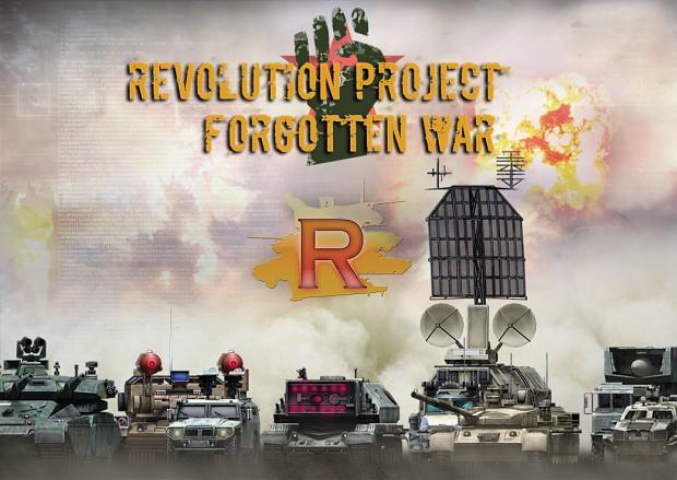 Revolution Project : Addon2 Forgotten War