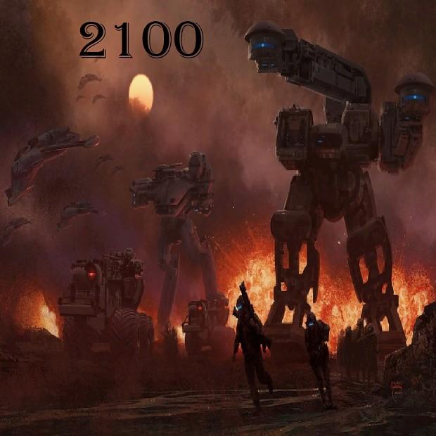 MOD Civ IV - 2100
