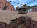 Black Mesa Helicopter set (reskinned)