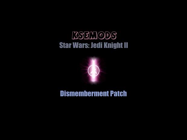 "ksemods Dismemberment Mod (""Bloodpatch"")"