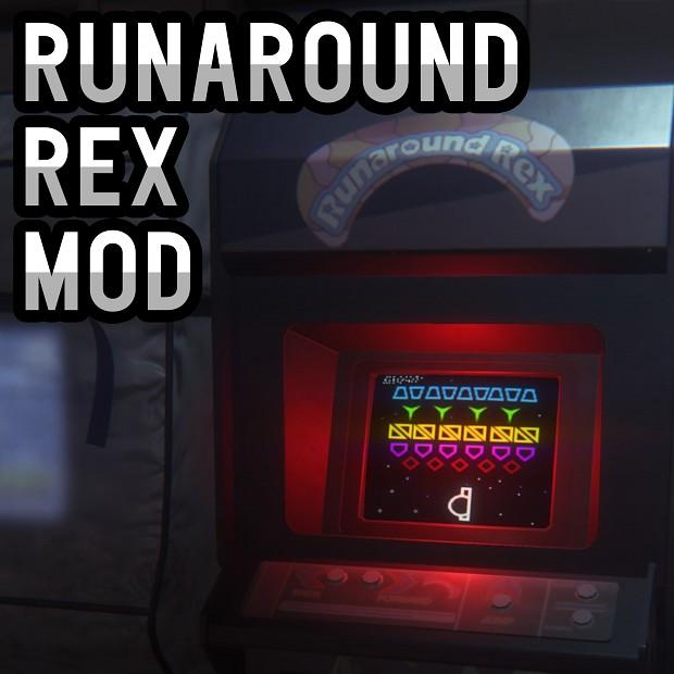 Runaround Rex Mod