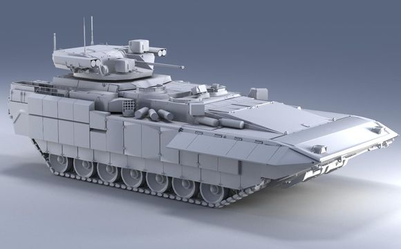 T-15 heavy infantry combat vehicle