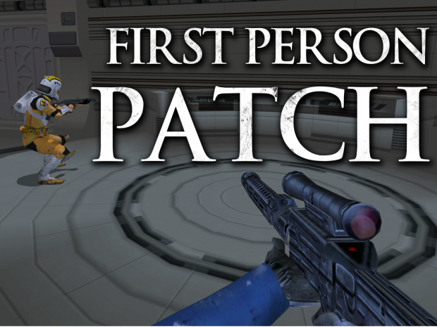 First Person Fix Patch